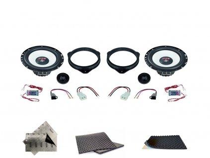 Audio system M jumper