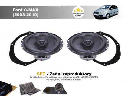 ford C max 03 MXC zadni