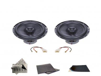 Audio system MXC bez krouzku