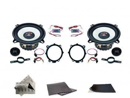 Audio system M set pro sprinter