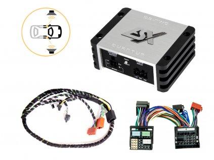Zesilovač pro přední reproduktory - ESX QS-TWO