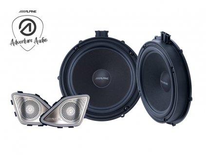 SPC 108T6 Component Speaker System for Volkswagen T6