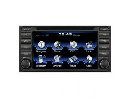 ESX VN610 TO-U1 Pro vozy Toyota DAB+