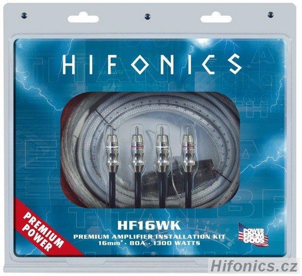 Hifonics HF16WK Premium