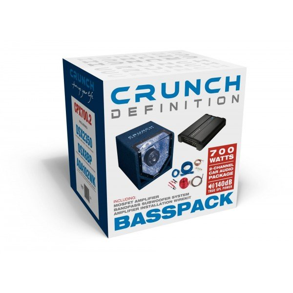 Crunch CPX700.2