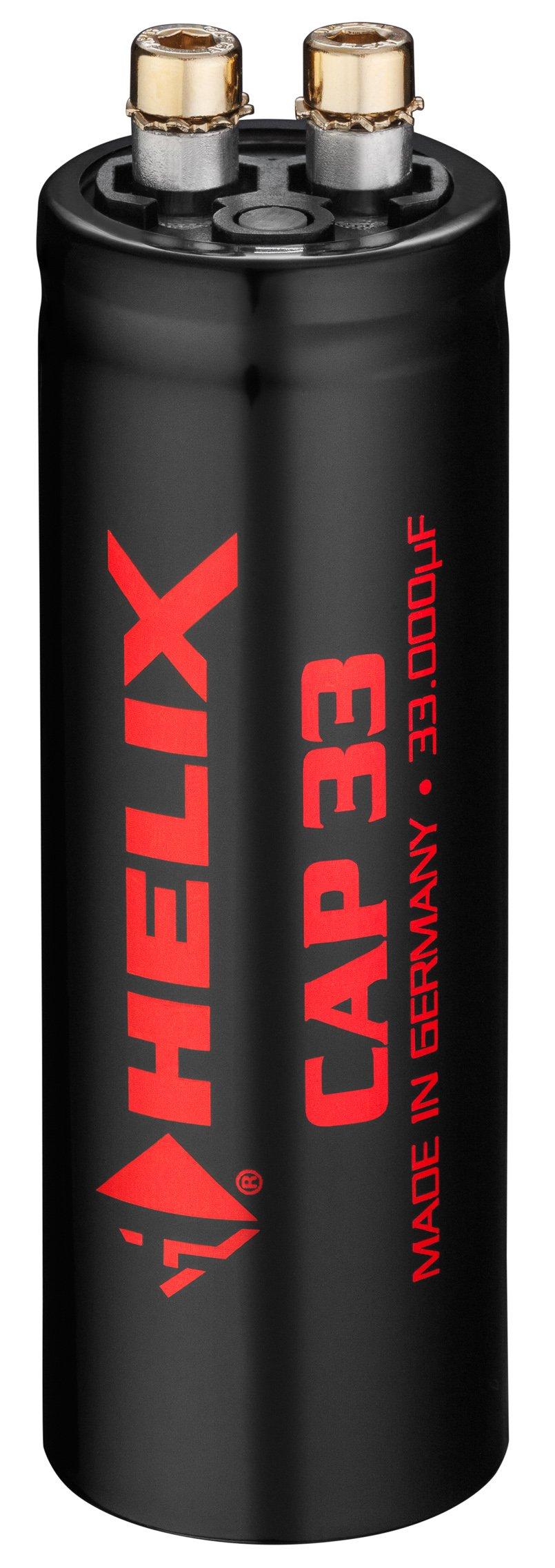 Helix Cap 33