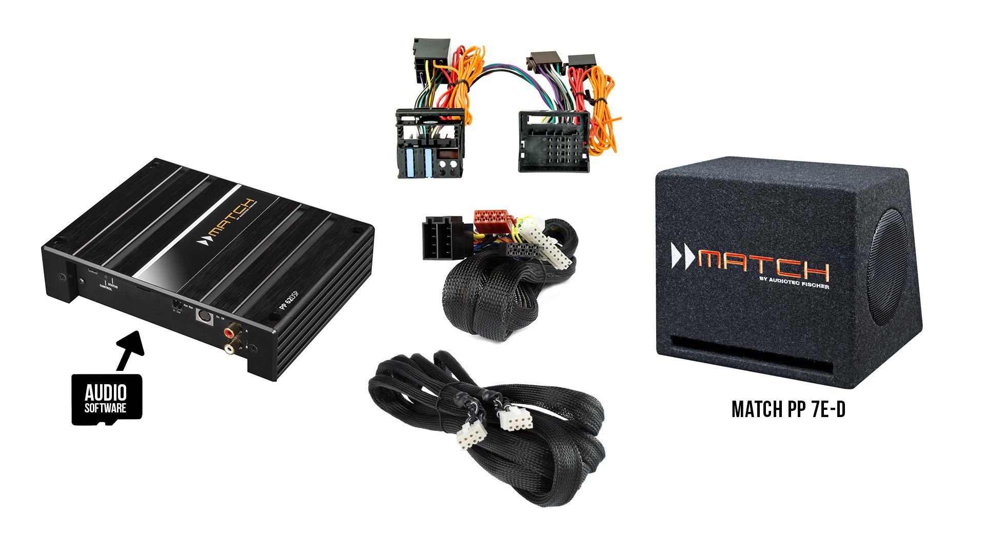 Match set pro kompletní ozvučení č.2