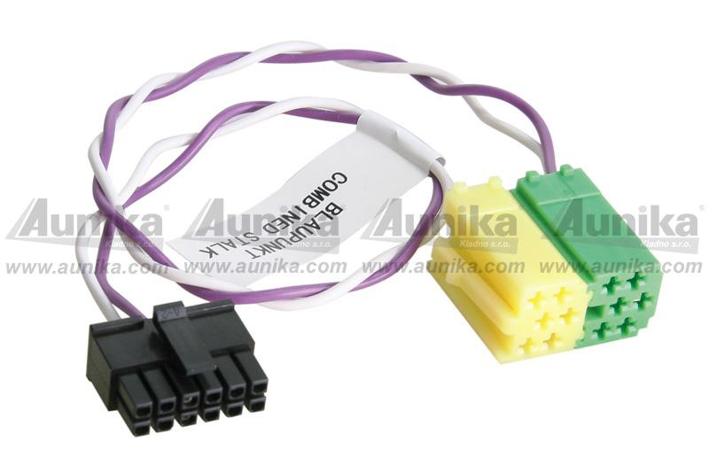 Propojovací kabel pro autorádia BLAUPUNKT (->10)