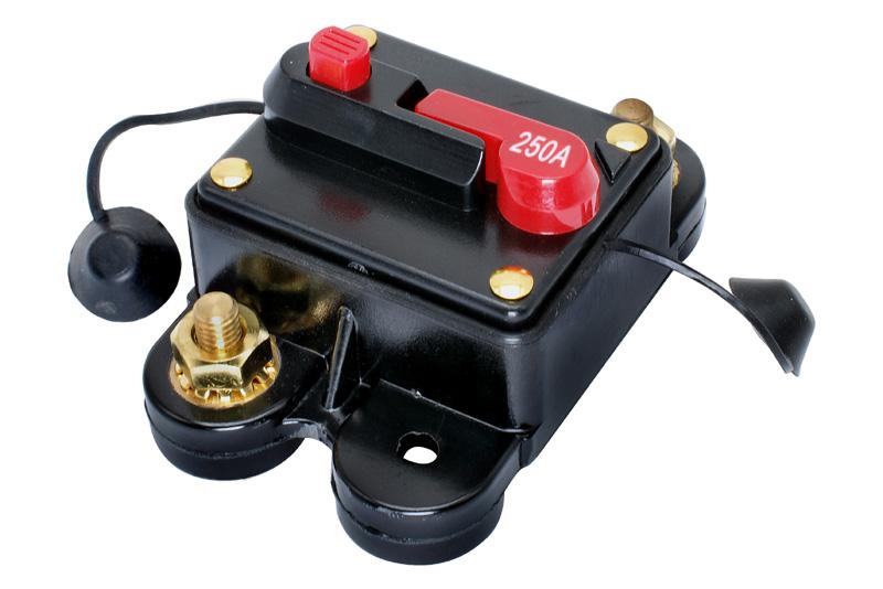 Elektronický jistič 250A