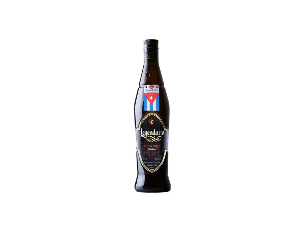 Legendario Rum Anejo 9 Y.O. 0,7 l