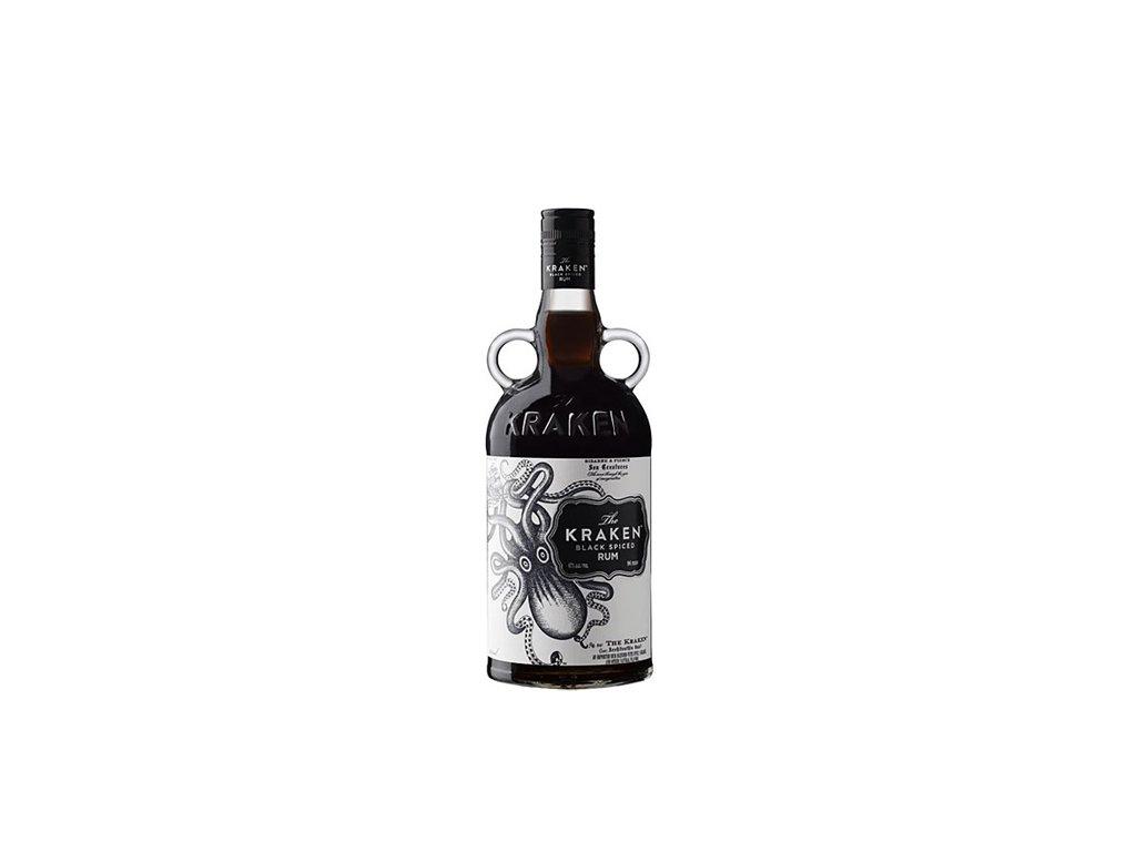 Kraken Black Spiced 0,7 l