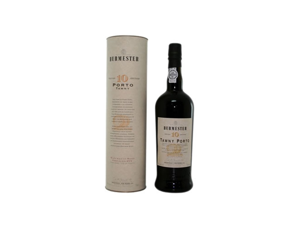 Burmester 10 Years Old Tawny 0,75 l