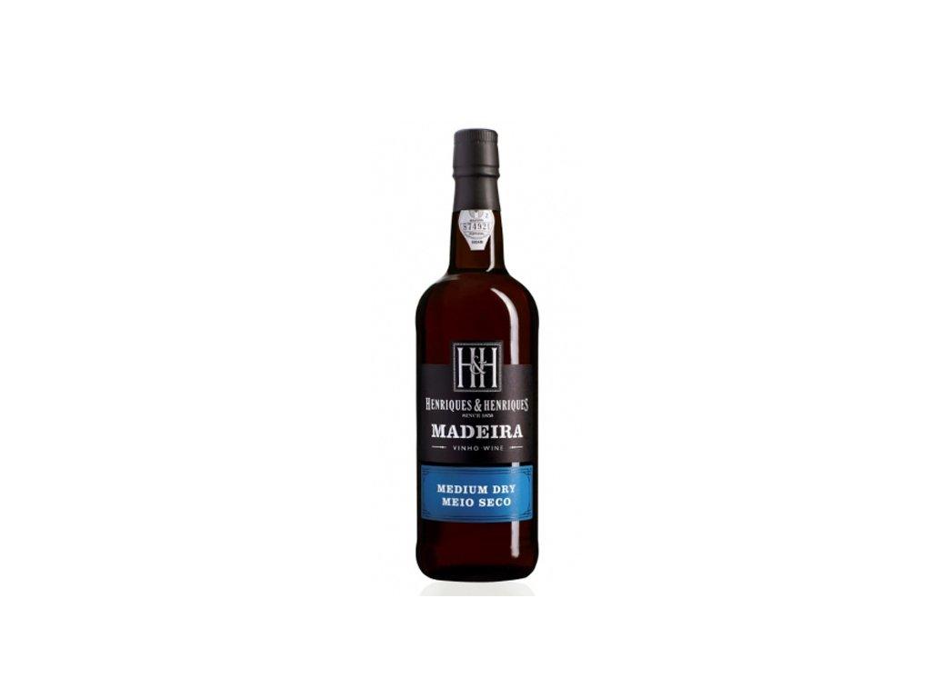 Henriques & Henriques 3 Y.O. Medium Dry 0,75 l