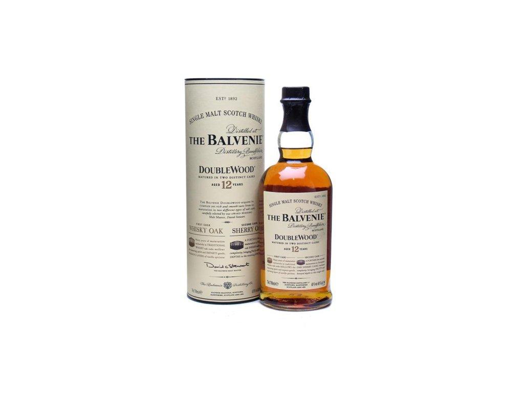 Balvenie 12 Y.O. Double Wood 0,7 l