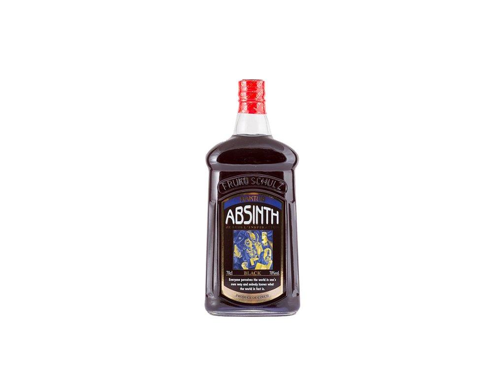 Absinth Maktub Black 0,7 l