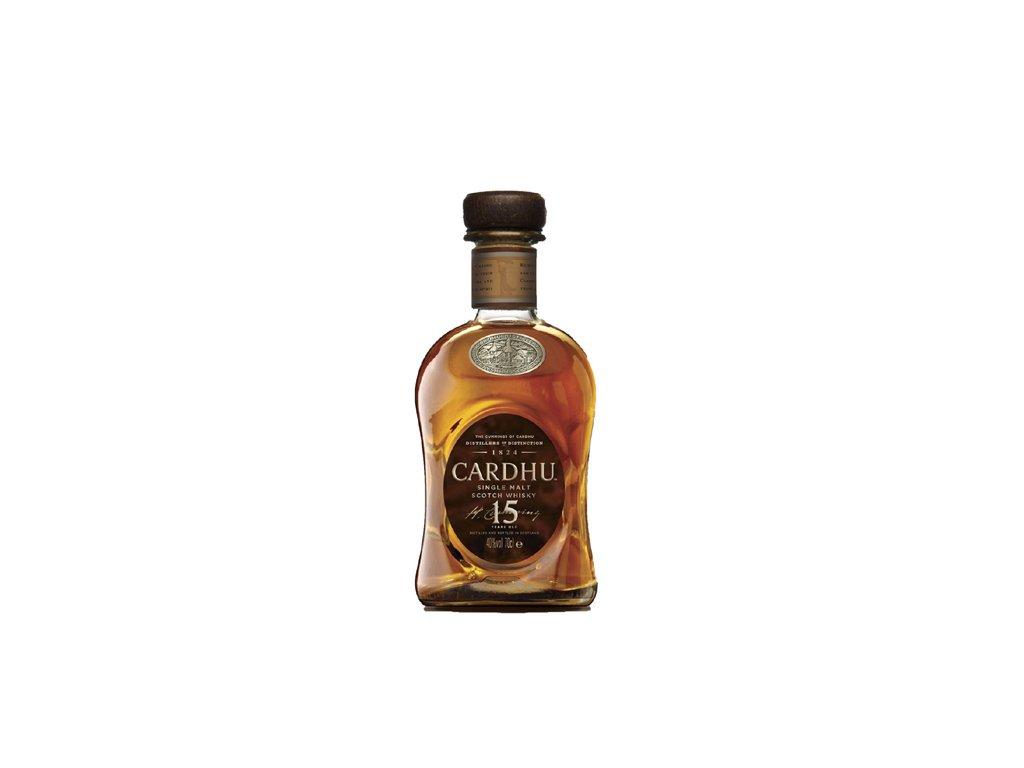 Cardhu 15 Y.O. 0,7 l