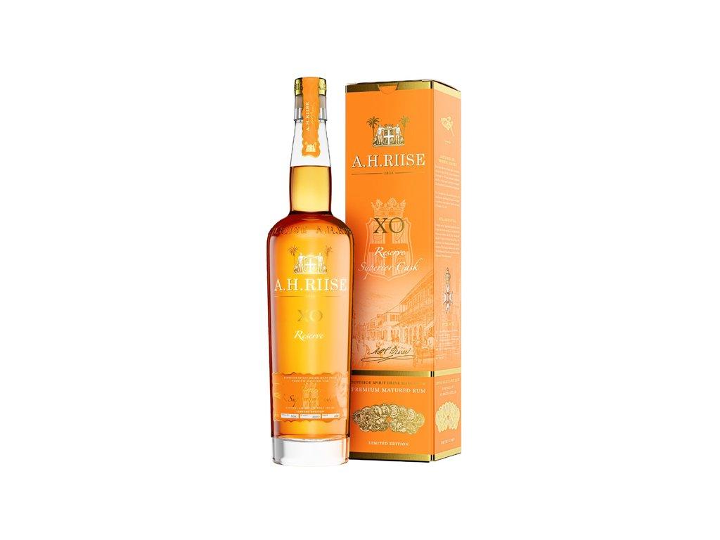 A.H.Riise X.O. Reserve Rum 0,7 l