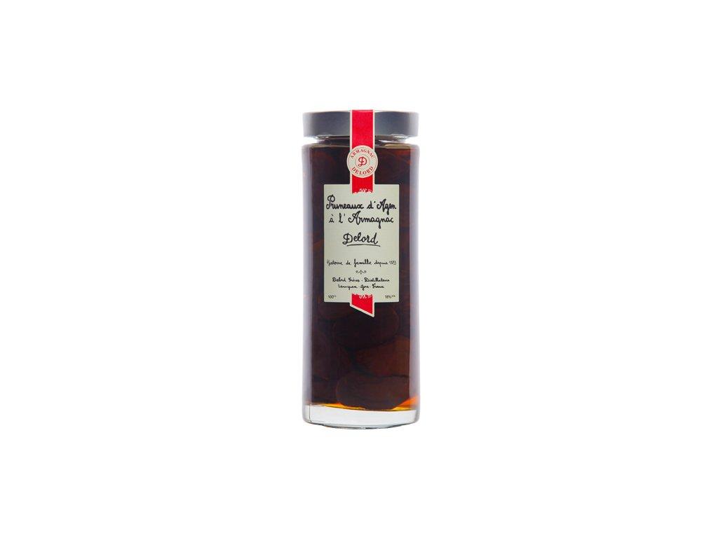 Švestky v armagnacu 0,7 l