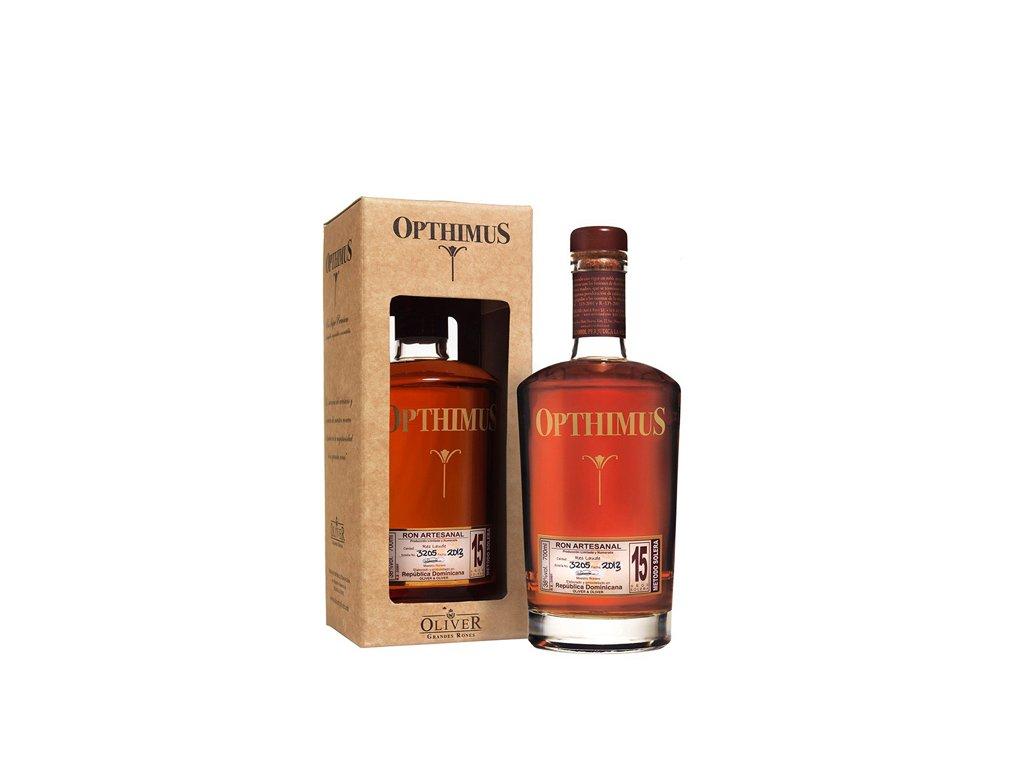 Opthimus 15 Anos Res Laude 0,7 l