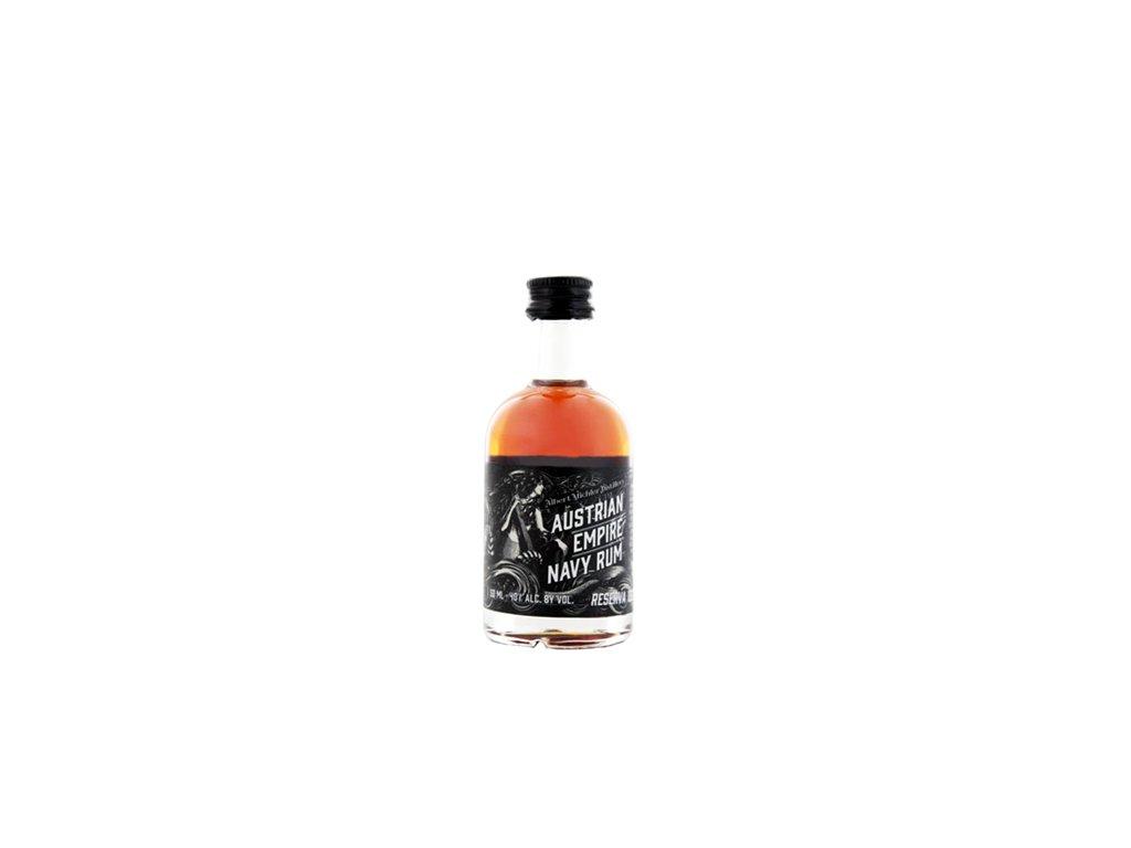 Austrian Empire Navy Rum Reserva 1863 0,05 l