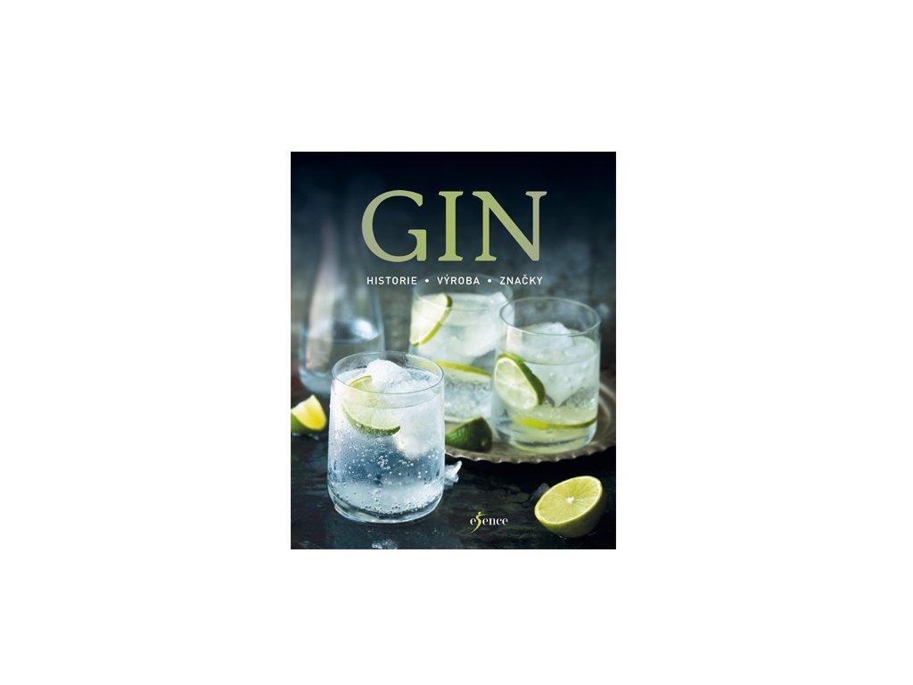 Gin - historie, výroba, značky