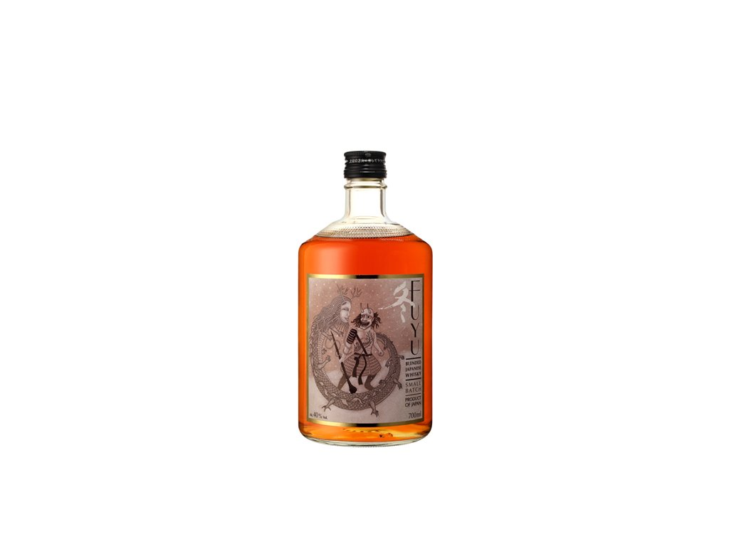 Fuyu Blended Japanese whisky 0,7 l