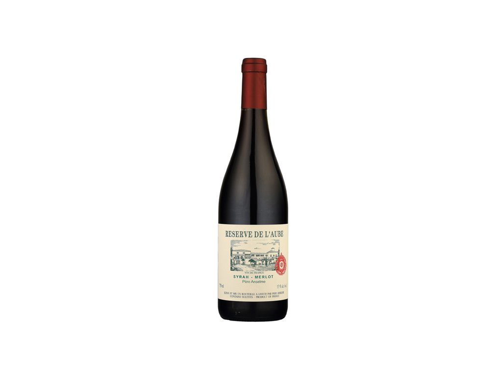 Reserve De L´Aube Rouge 0,75 l