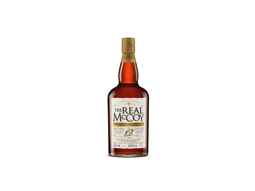 The Real McCoy 12 Y.O. L.E. 50% 0,7 l