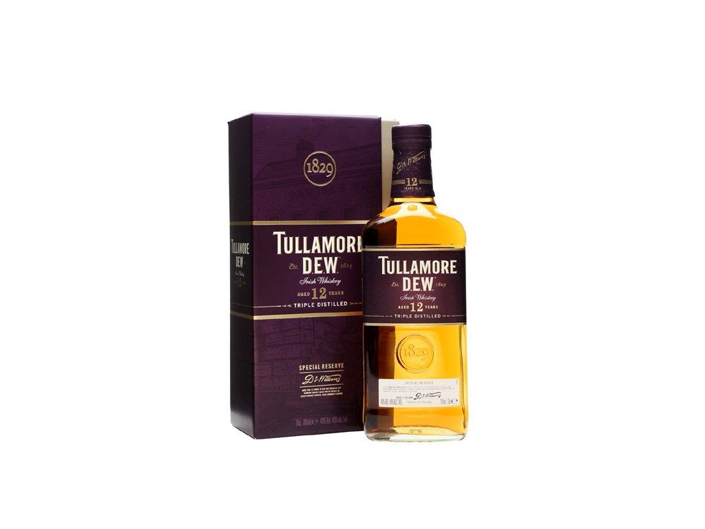 Tullamore Dew 12 Y.O. 0,7 l