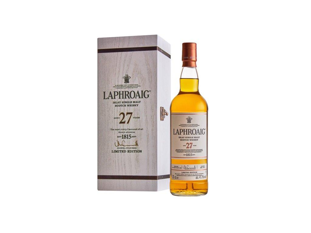Laphroaig Limited Edition 27 Y.O. 0,7 l