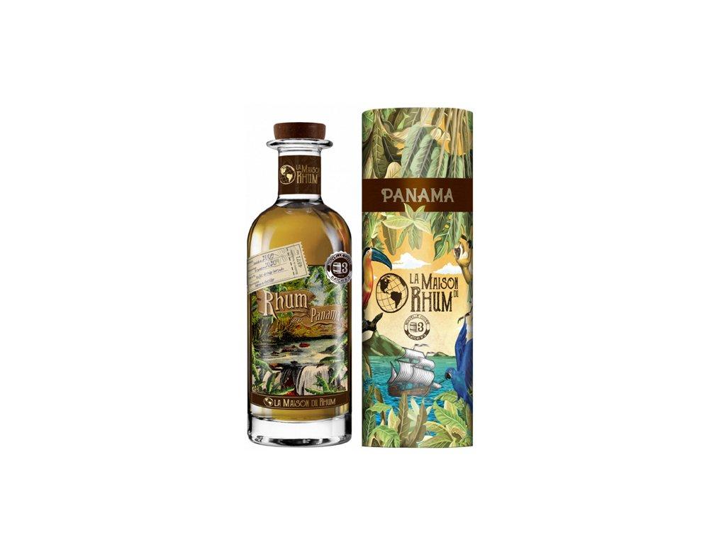 La Maison Du Rhum Panama No.3 0,7 l
