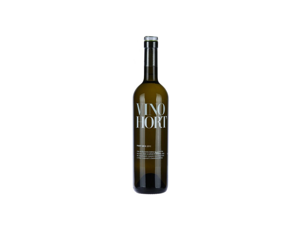 Hort Pinot Gris 2019 0,75 l