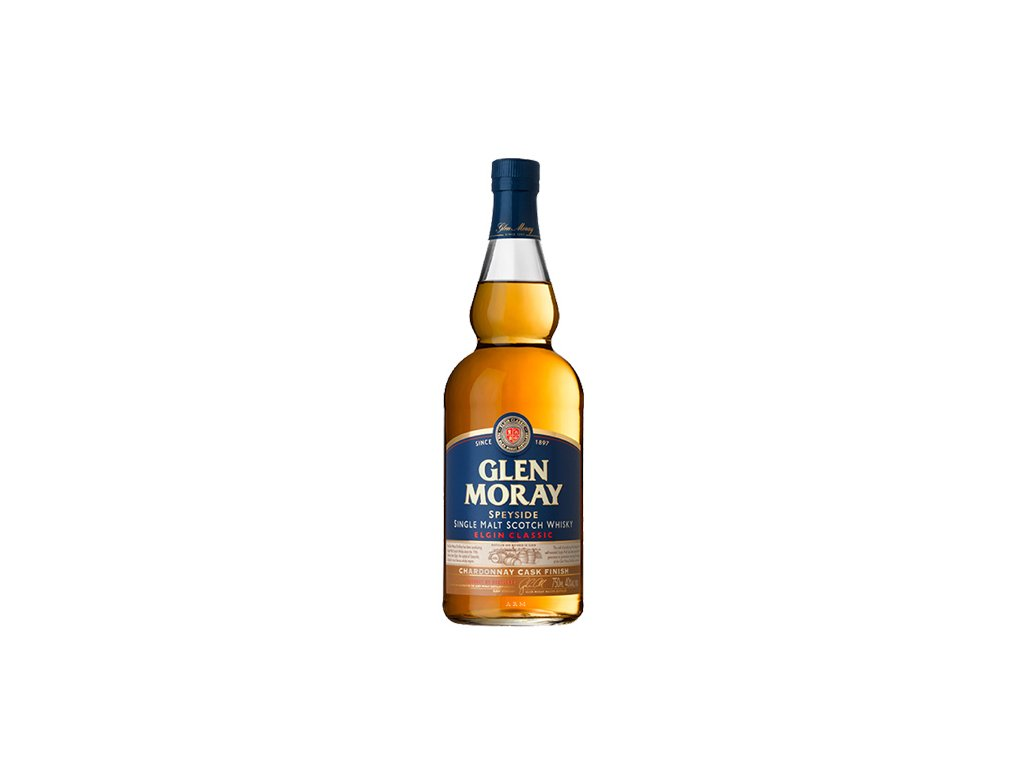 Glen Moray Chardonnay Cask Finish 0,7 l