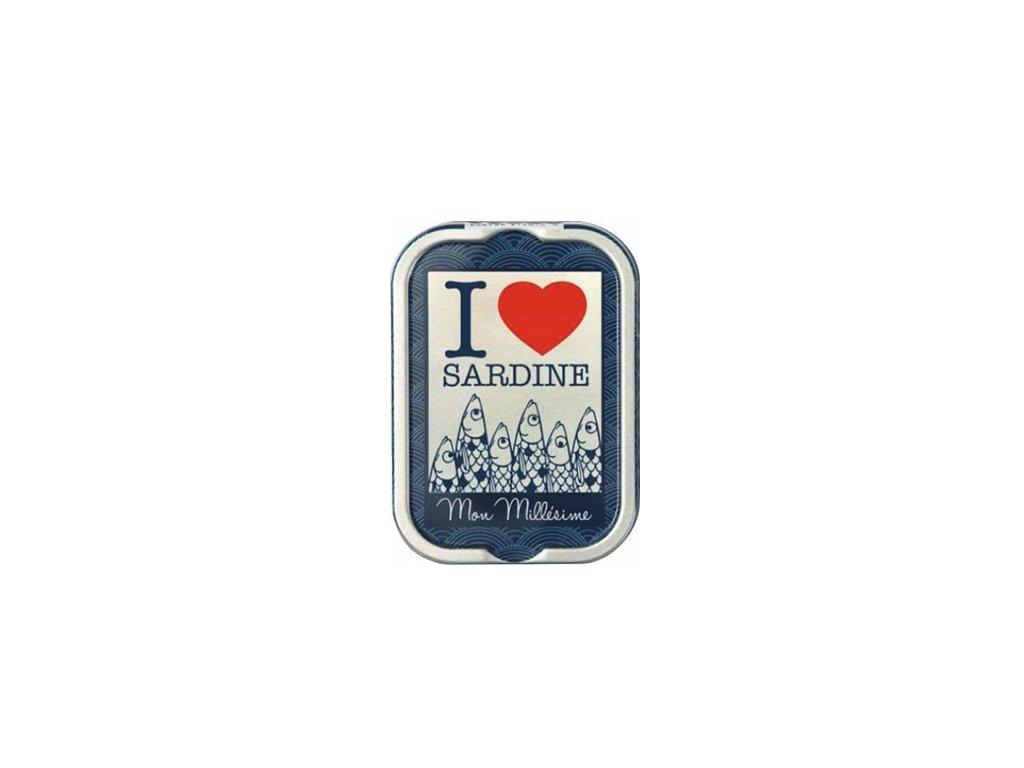 La Perle sardinky I LOVE sardine 115 g