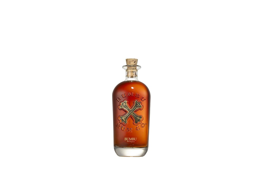 Bumbu rum 40% 0,35 l