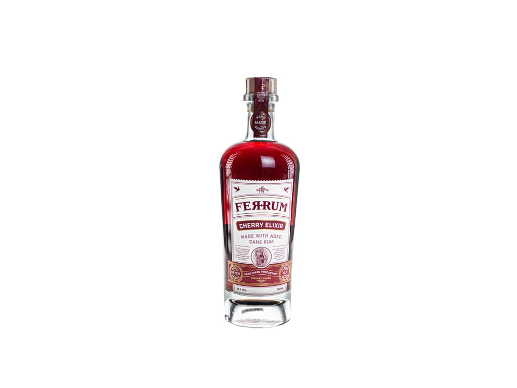 Ferrum Cherry Elixir 35% 0,7 l