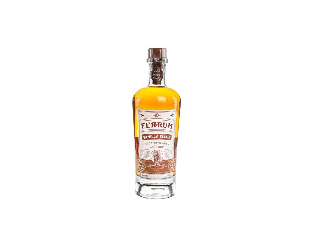 Ferrum Vanilla Elixir 35% 0,7 l
