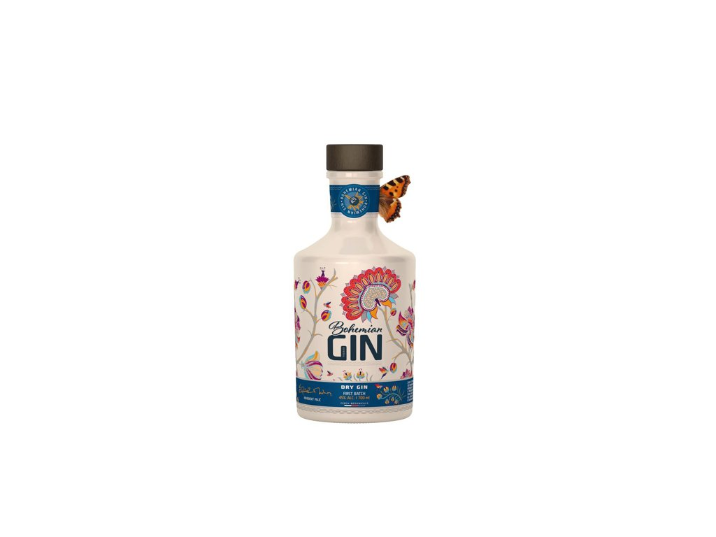Bohemian Gin 45% 0,7 l