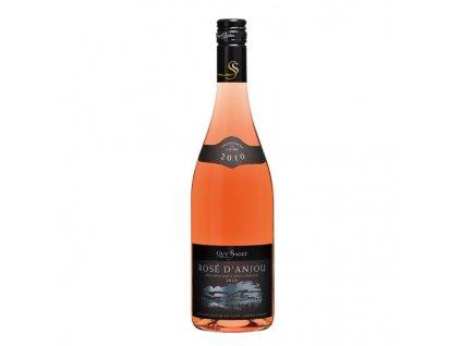 Domaine Guy Saget Rosé d´Anjou AOC 0,75 l