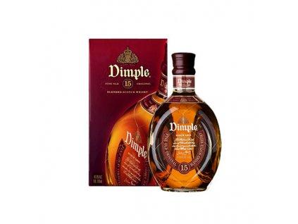 Dimple 15 Y.O. 0,7 l