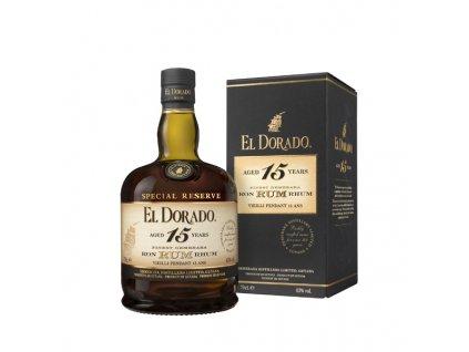 El Dorado 15 Y.O. 0,7 l