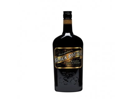 Black Bottle 0,7 l