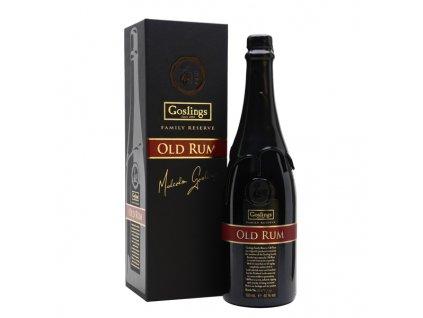 Gosling´s Family Reserve rum 0,7 l