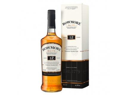 Bowmore 12 Y.O. 0,7 l