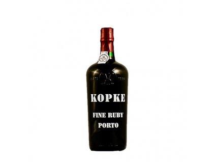 Kopke Porto Fine Ruby 0,75 l