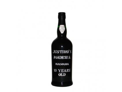 Justino's Madeira Malvasia 10 Y.O. 0,75 l