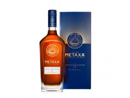 Metaxa 12* Box 0,7 l