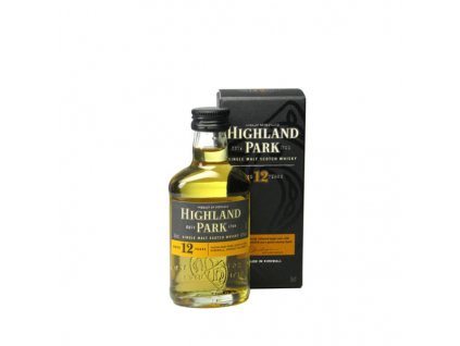 Highland Park 12 Y.O. 0,05 l