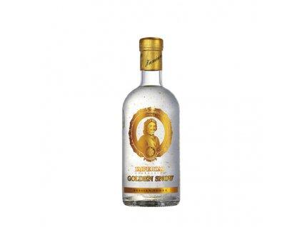 Vodka Carská Golden Snow 0,7 l
