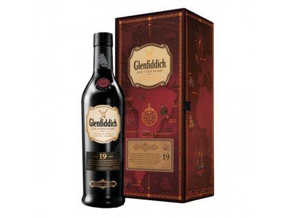 Glenfiddich 19 Y.O. Age of Discovery Red Wine Finish 0,7 l